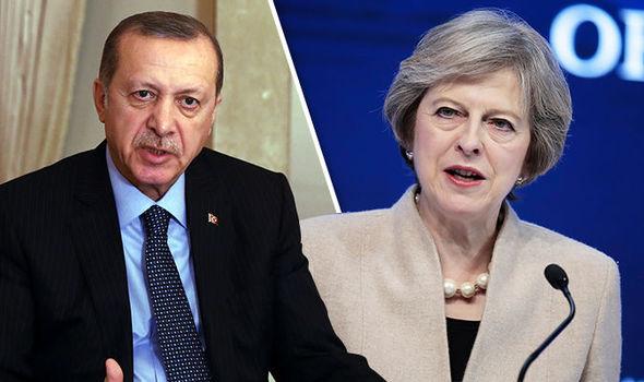 Opposition to Erdogan in Britain is growing