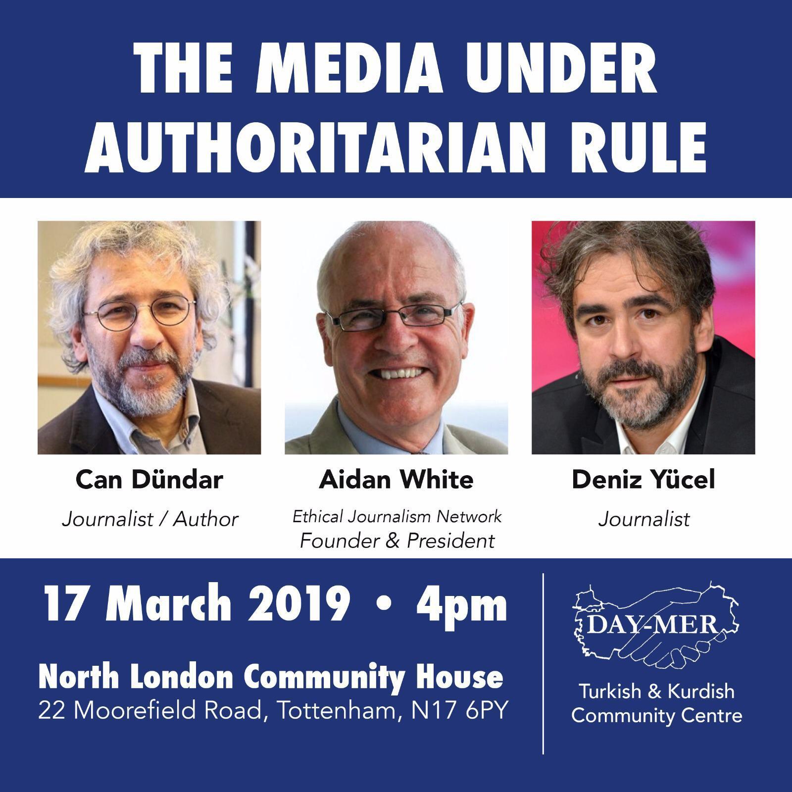 Panel Discussion: Media Under Authoritarian Rule