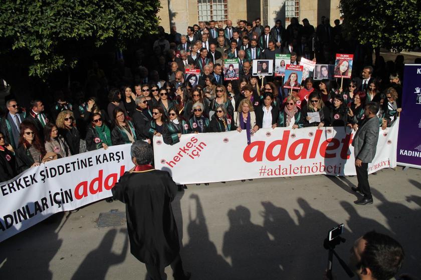 Turkish Bar Associations fight back