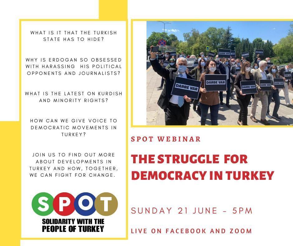 The Struggle for Democracy in Turkey