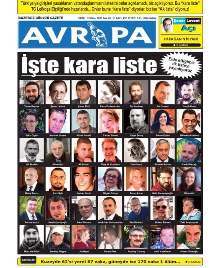 Turkey Deports Cypriot Journalist