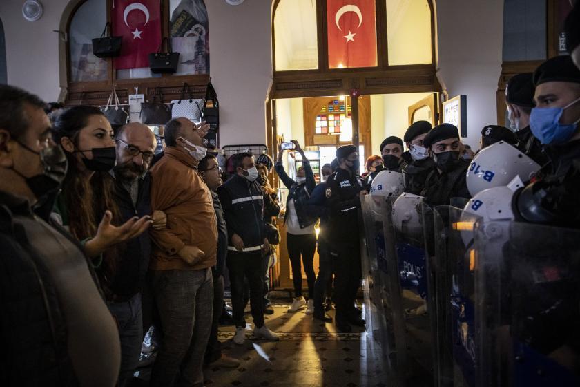 Erdogan's latest family scandal