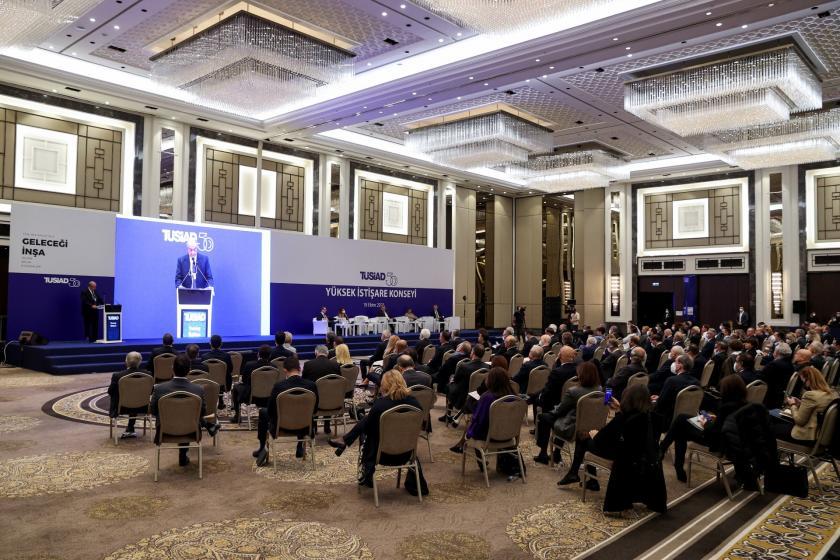 Turkey's Business Association Targets Erdogan's Regime